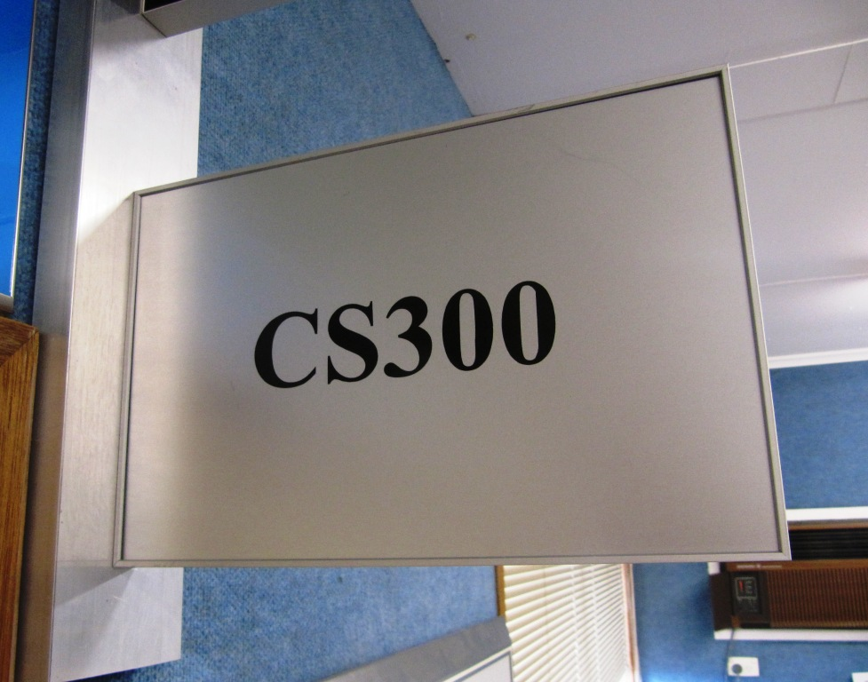 CS300-P Projecting Sign