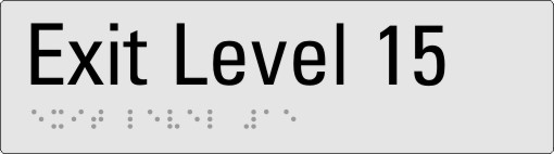 Exit level 15