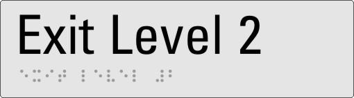 Exit level 2