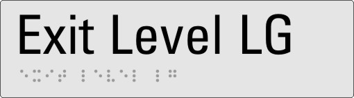 Exit level LG